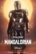Mandalorian Poster Mandalorian