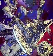 Flotte Coruscant