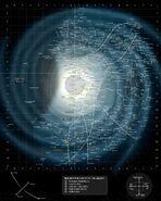 Galaxis-Karte-Übersicht