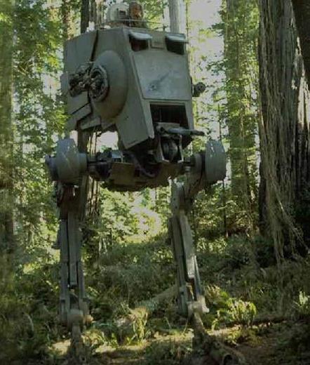 Allterrain scouttransporter jedipedia fandom powered by wikia - Lego star wars tb tt ...