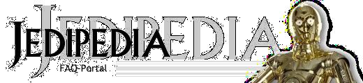 Jedipedia Header FAQ