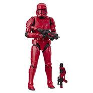 E4071EU4 Star Wars The Black Series 15 cm grosse Action Figur zum Sammeln Kids ab 4 Jahren Inhalt E4078