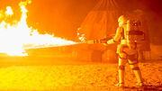 Erste Ordnung Flammentruppen