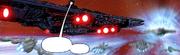 SW 55 Rebellenflotte entkommt