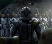 Verabschiedung von Klonen