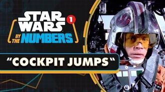 Every Time Someone Jumps Into a Cockpit in the Star Wars Movies Star Wars By the Numbers