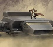 Kappa Shuttle CW