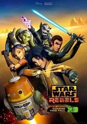 Rebels plakat