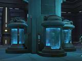 Krankenstation des Alten Galaktischen Marktes