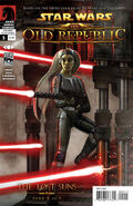 The Old Republic The Lost Suns Ausgabe 5
