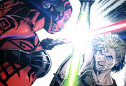 Darth Talon vs. Cade