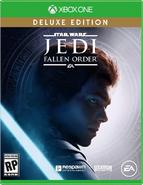 Star Wars Jedi Fallen Order XBox Deluxe Edition Cover