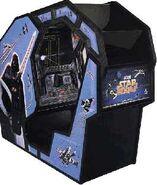 Star Wars Arcade-Spielkabine