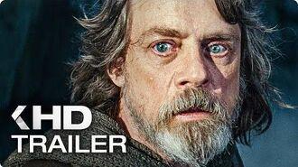 STAR WARS 8 Die Letzten Jedi Trailer 2 German Deutsch (2017)