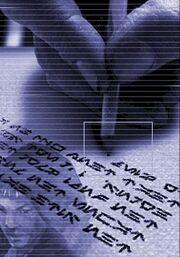 Handgeschriebenes Aurebesh
