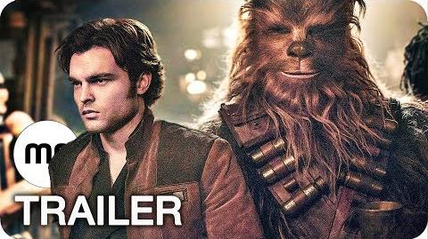 Solo A Star Wars Story Clips, Featurettes & Trailer Deutsch German (2018)