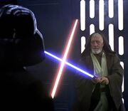 Vader-Kenobi Episode IV