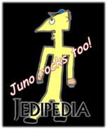 Juno Motto Jedi-Con 2010