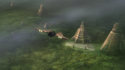 Nightbrother bei Yavin-Tempel