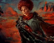 Val (Women of the Galaxy)
