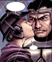 Zam küsst Jango
