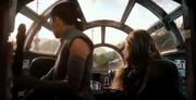 Rey bricht auf nach Ahch-To