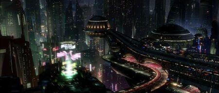 Galaktisches Opernhaus