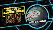 STAR WARS – GALAXY OF ADVENTURES FUN FACTS Die Galaxis Star Wars Kids