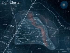Tion-Sternhaufen
