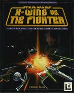 X WING vs. TIE FIGHTER
