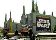Krieg der Sterne Premiere