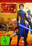 The Clone Wars Staffel 2 Vol 2