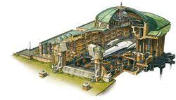 Theed-HangarGrundriss