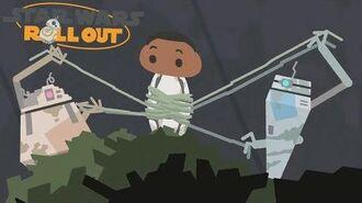 Finn und die gefangenen Droiden - Kapitel 2 Star Wars Roll Out