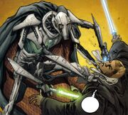 Adi Gallia vs Grievous