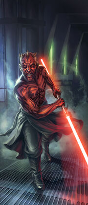 Darth Maul Champions of the Force