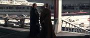 Obi-Wan und Anakin im Reparaturdock