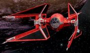 Royal Guard starfighter
