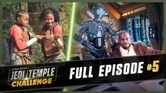 Star Wars Jedi Temple Challenge - Episode 5