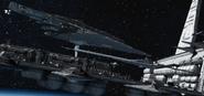 Assertor-Klasse mit Sternzerstörern