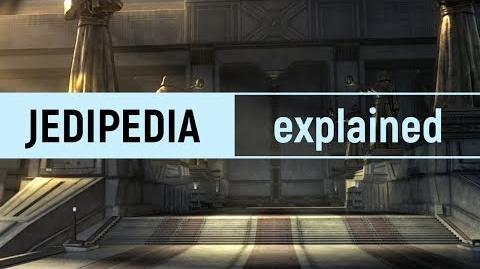 Jedipedia explained – Die Jedi-Akademie