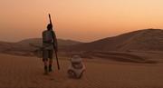Weiterreise mit BB-8 und Rey