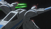 Angriff auf X-Flügler