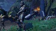 Sith-imperialer Soldat auf Taral V