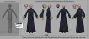 Palpatine outfit