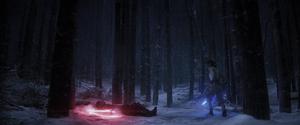Rey triumphiert über Ren
