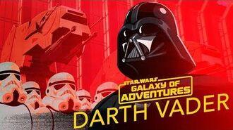 STAR WARS – GALAXY OF ADVENTURES Darth Vader - Die Macht des Imperiums Star Wars Kids