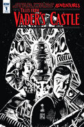 Tales from Vaders Castle 1 B&W