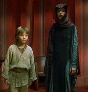 Anakin & Rabé