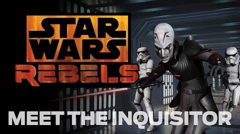 Star Wars Rebels Meet the Inquisitor, the Empire's Jedi Hunter